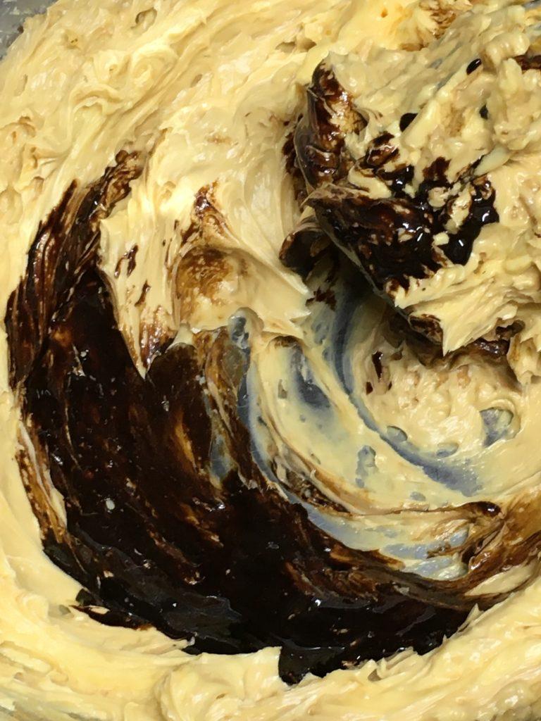 コーヒーバタークリームケーキ16