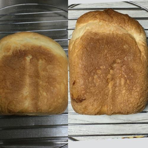 とかち野酵母食パン比較